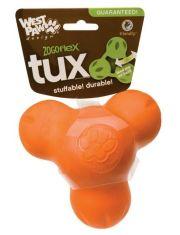 Tux L игрушка для собак  под лакомства, оранжевый