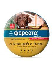 Ошейник Форесто® от клещей и блох для собак более 8 кг