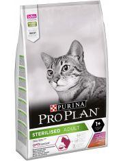 Sterilised для стерилизованных кошек и кастрированных котов с уткой и печенью