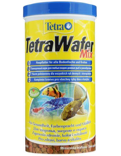 Корм для донных рыб Tetra Wafer Mix таблетки