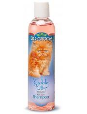 Kuddly Kitty шампунь-кондиционер для котят без слез,нежный, концентрат 1:2