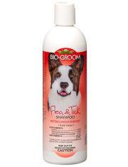 Flea & Tick шампунь для собак от блох, концентрат 1:5