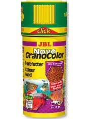 NovoGranoColor Click корм для особенно яркой окраски рыб в форме гранул