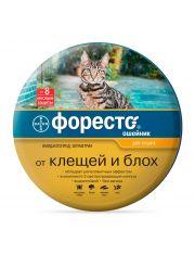 Ошейник Форесто® от клещей и блох для кошек