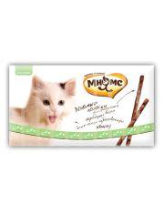 Лакомые палочки для кошек утка, кролик