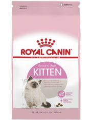 Kitten полнорационный корм для котят до 12 месяцев