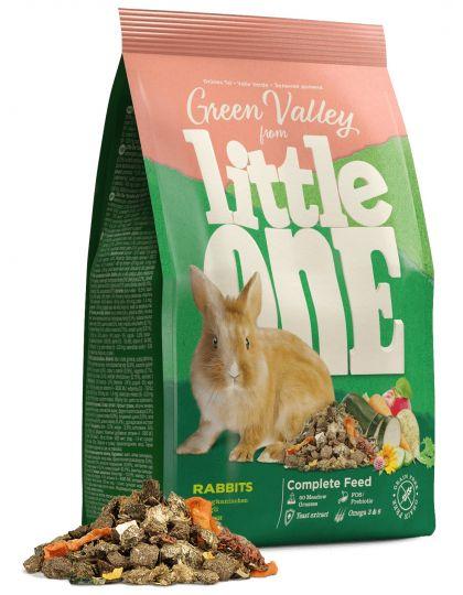 «Зеленая долина» корм из разнотравья для кроликов
