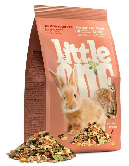 Корм для молодых кроликов