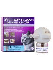 Feliway Classic модулятор поведения для кошек, диффузор+сменный флакон
