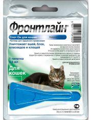 Фронтлайн Спот-Он для кошек