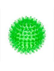 Мяч массажный 8 см прозрачный Crystal ZooOne