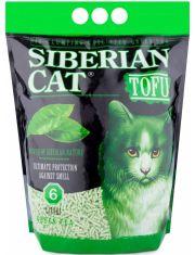 """Наполнитель TOFU """"Зеленый чай"""" растительный комкующийся для кошек"""