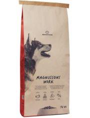 Work запечённый корм для собак с высокой активностью