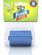 Пакеты для уборки фекалий сменный рулон