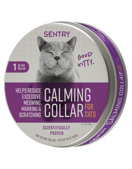 Calming Collar успокаивающий ошейник для кошек с феромонами