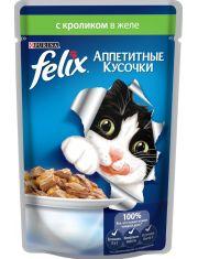 Аппетитные кусочки с кроликом в желе