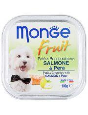 Dog Fruit консервы для собак лосось с грушей