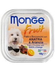 Dog Fruit Нежный паштет из утки с апельсином
