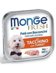 Dog Fresh Нежный паштет из мяса индейки