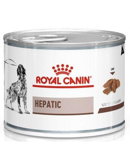 Hepatic (диета) для собак при заболеваниях печени, паштет
