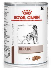 Hepatic диета для собак при заболеваниях печени