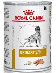 Urinary S/O Canine в паштете (диета) для собак при мочекаменной болезни