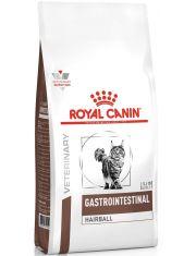 Gastrointestinal Hairball (диета) для взрослых кошек при нарушениях пищеварения, вызванного наличием волосяных комочков