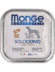 Monoproteico Solo  паштет из оленины