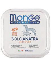 Monoproteico Solo паштет из утки