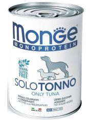 Monoproteico Solo  паштет из тунца
