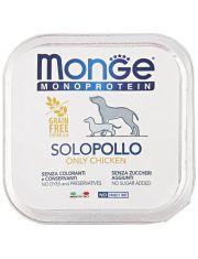 Monoproteico Solo паштет из курицы