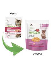 Natural Kitten сухой корм для котят