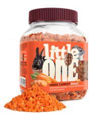 Сушеная морковь лакомство для всех видов грызунов