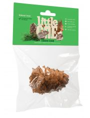 Кедровая шишка игрушка-лакомство для грызунов