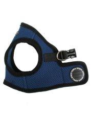"""Шлейка для животных """"Soft Vest"""", синяя"""
