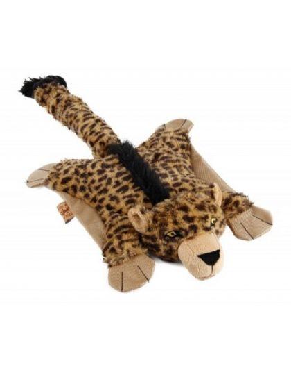 Игрушка для собак мягкая FlattyLeopard