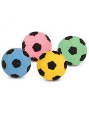 Мяч футбольный игрушка для кошек