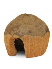 """Домик NATURAL для мелких животных из кокоса """"Норка"""""""