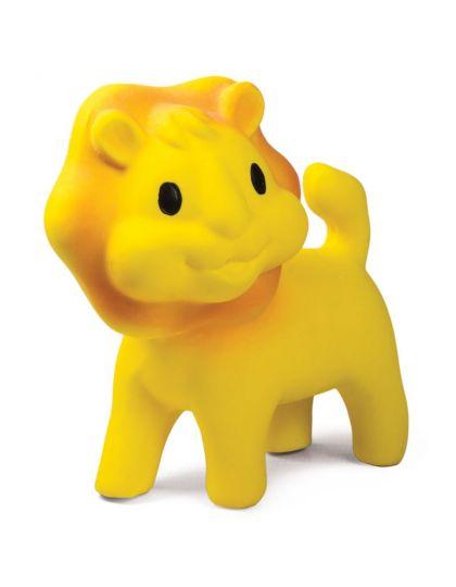 Игрушка для собак из латекса Львенок