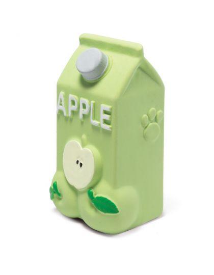 Игрушка MINI DOGS для собак мелких пород из латекса Яблочный сок