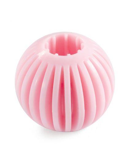 Игрушка PUPPY для щенков Мяч, розовый