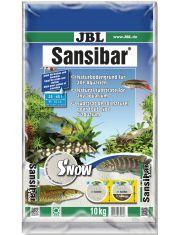Sansibar SNOW Белоснежный донный грунт для пресноводных/морских аквариумов и акватеррариумов
