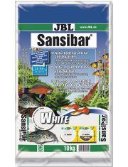 Sansibar WHITE Мелкий белый грунт для пресноводных и морских аквариумов