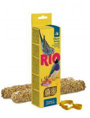 Палочки для волнистых попугайчиков и экзотов с медом
