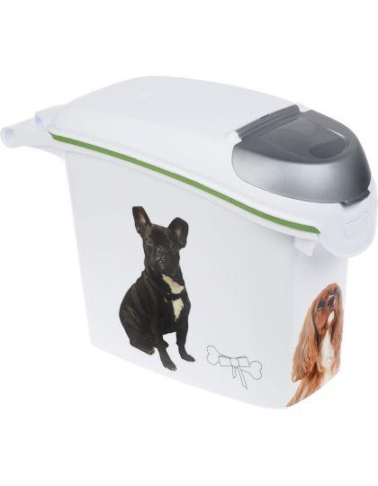 Контейнер для корма Собаки 23*50*36 см
