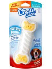 Косточка для очищения зубов, пластик, средняя Chew 'n Clean® Twisty Bone™ Small / Medium