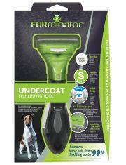 FURminator S для мелких собак с короткой шерстью