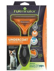 FURminator M для средних собак с длинной шерстью