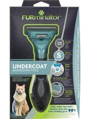 FURminator S для маленьких кошек c длинной шерстью