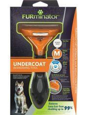 FURminator M для средних собак с короткой шерстью